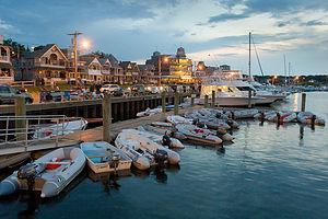 Oak Bluffs Marina Waterfront