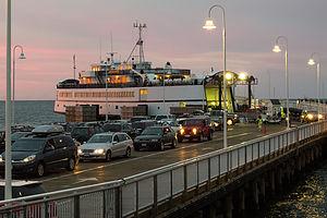 MV Ferry at Oak Bluffs