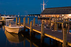 Edgartown Yacht Club at Night