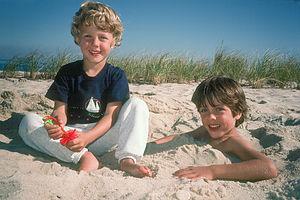 Boys on South Beach