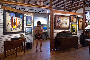 Lolo in Granary Gallery