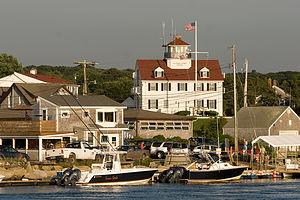 Menemsha Coast Guard Station