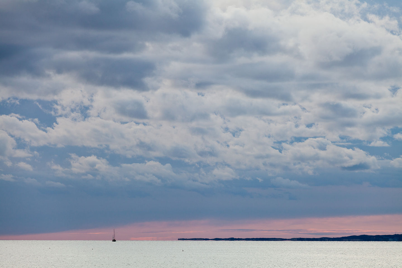 Elizabeth Islands Sky