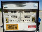Local Gas Station Pump
