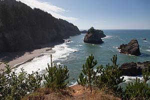 Samuel H. Boardman State Scenic Corridor Ocean View