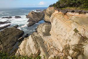 Shore Acres State Park Ocean View