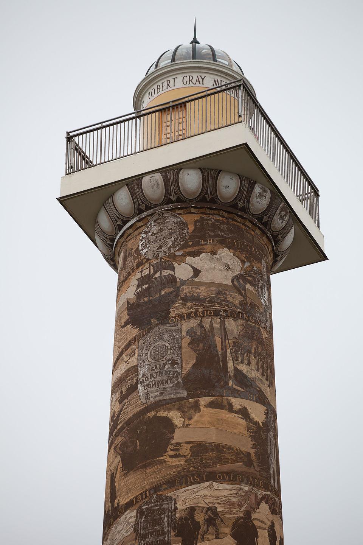 Top of Astoria Column