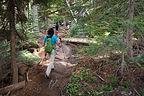 Hiking to Colchuck Lake