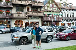 Leavenworth Storefronts