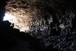 Lolo Leaving Skull Cave