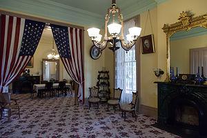 Bidwell Mansion Parlor