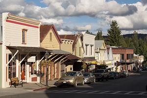 Broad Street Nevada City