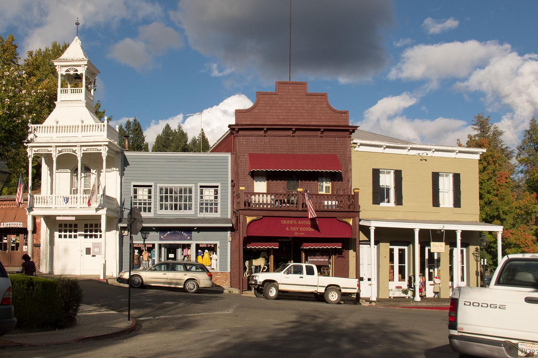 Main Street Nevada City