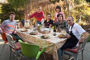 Pre-Thanksgiving Feast