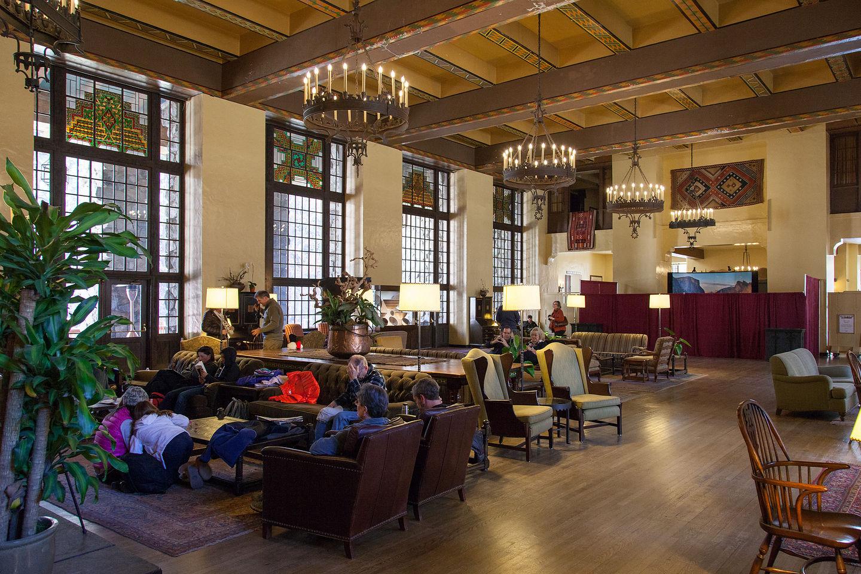 Ahwahnee Hotel Great Room