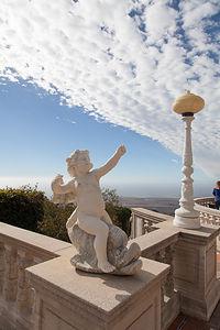 Hearst Castle Cupid