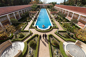 Getty Villa Outer Peristyle