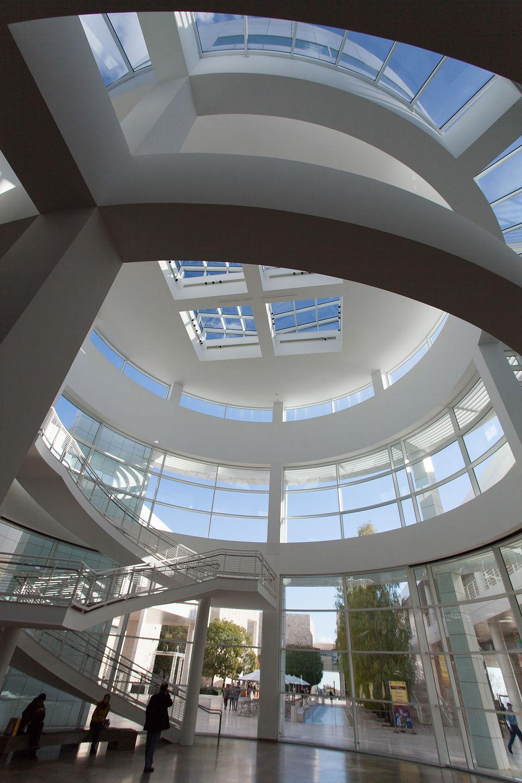 Getty Center Foyer