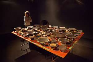 Multimedia Exhibit at Museum of Contemporary Art - La Jolla