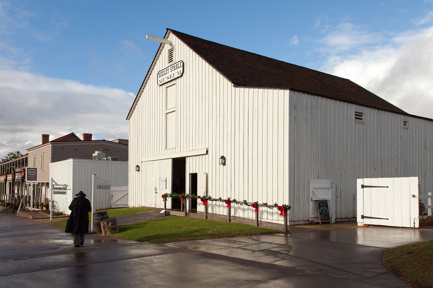 Seeley Stable Museum