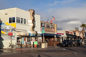 Mission Beach Shops