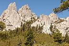 Castle Crags Pinnacles