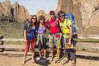 Happy Smith Rock Climbers