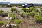 Three Sisters Viewpoint Roadside Memorial