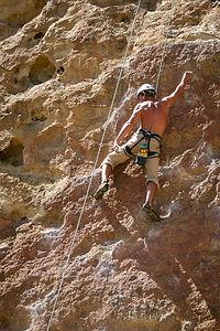 """""""Old Man Herb"""" still climbing at 58"""