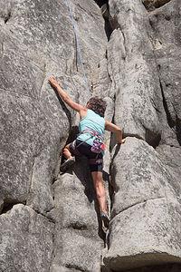 Lolo Climbing