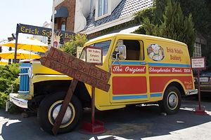 Erick Schat's Bakery Truck
