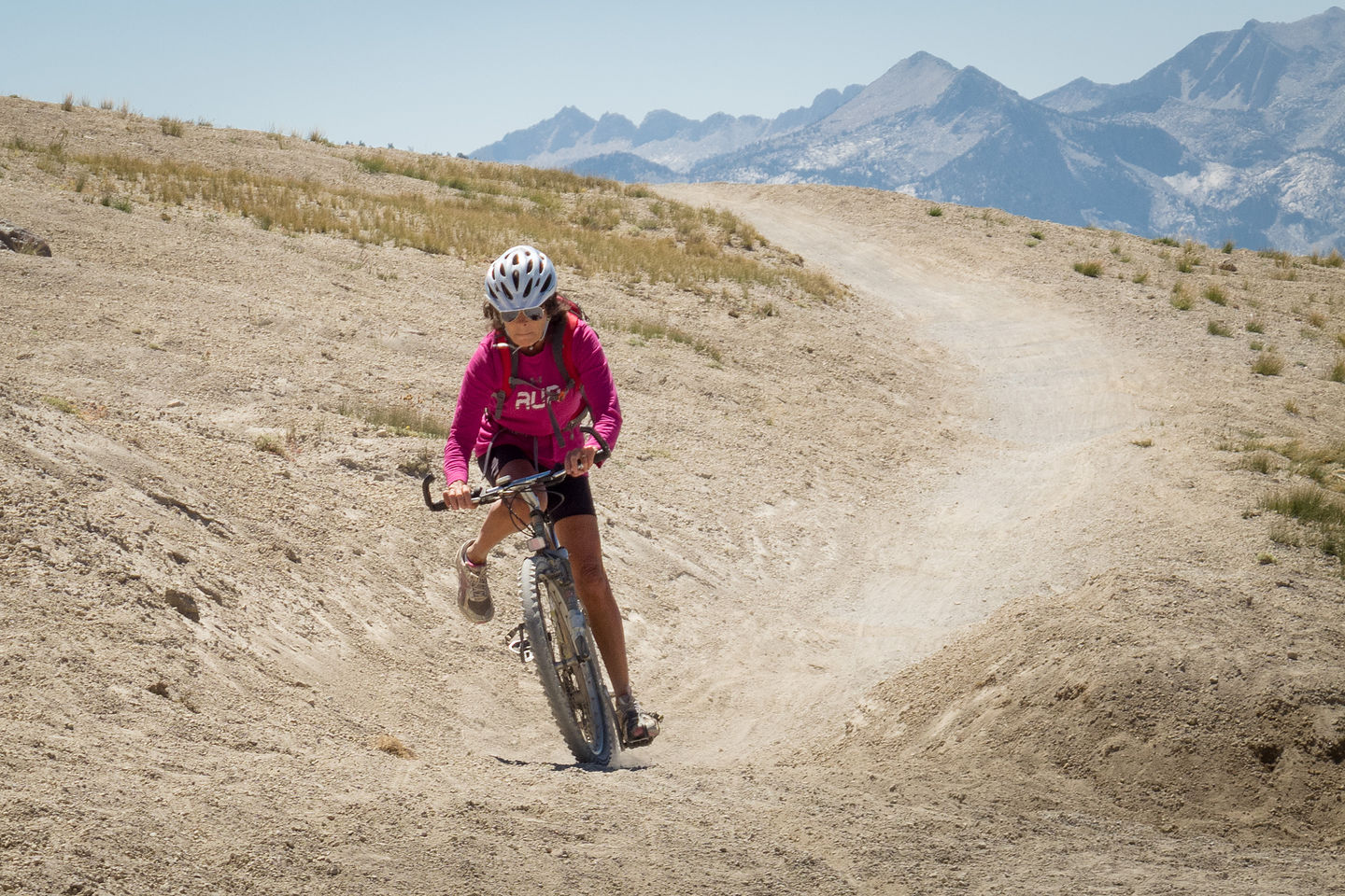 Lolo on Inadequate Hardtail Bike