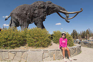 Lolo with Mammoth