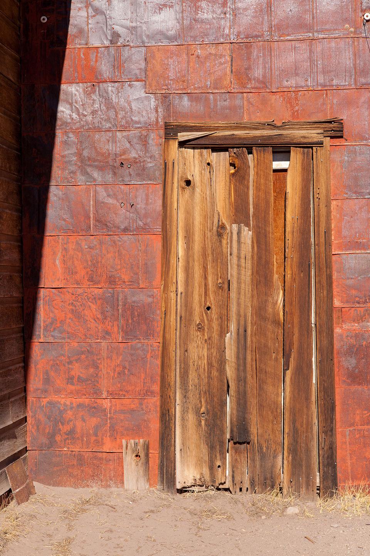 Bodie Door Detail