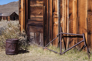 Bodie Rusted Bicycle