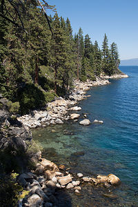 Emerald Bay Shoreline