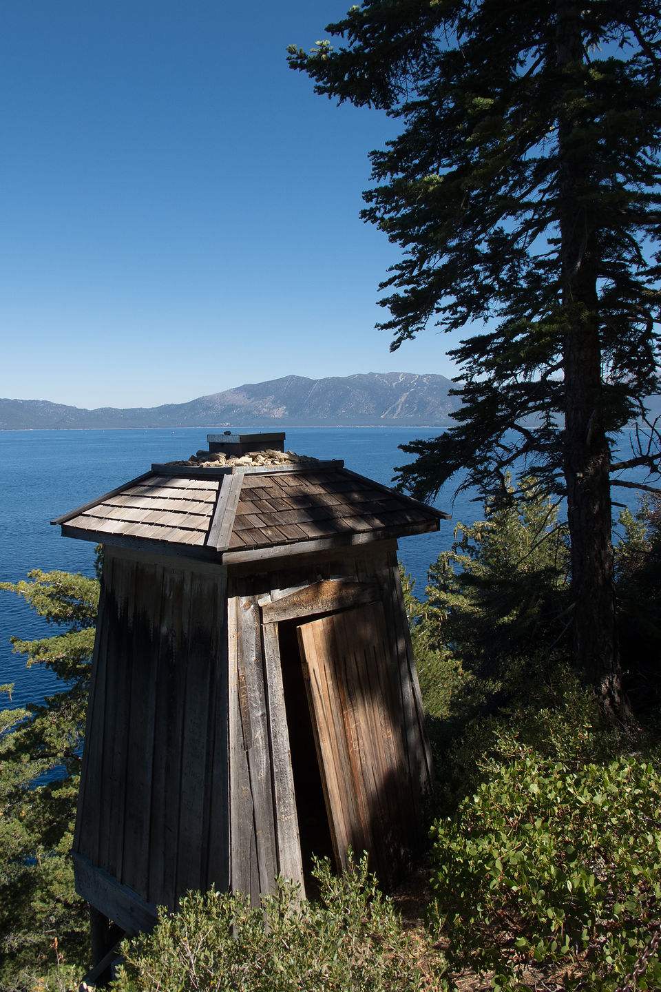 North Country Rv >> Lake Tahoe Old 1916 Lighthouse | Lolo's Extreme Cross Country RV Trips