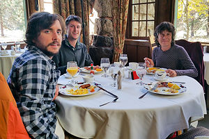 Ahwahnee Brunch