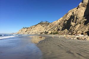 Black's Beach at Torrey Pines