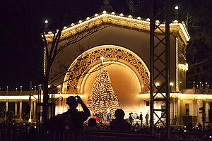 December Nights Tree Lighting
