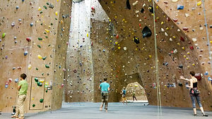 Mesa Rim Rock Climbing Gym