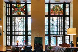 Ahwahnee Grand Lounge