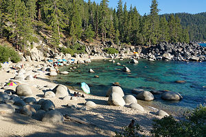 Secret Cove on Lake Tahoe