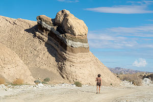 Layer Cake formation in Fish Creek Wash
