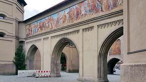 Isartor Gate