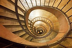 Hotel Lux Snail Staircase
