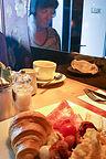 Hotel Lux breakfast