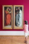 Alte Pinakothek - The Four Apostles by Albert Durer