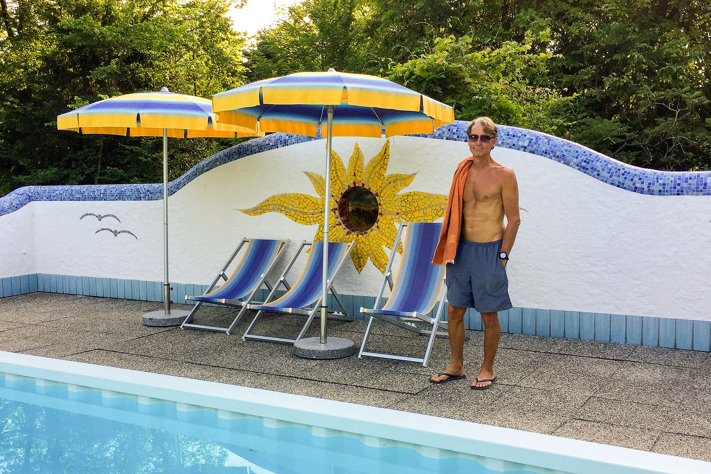 Camping Nord-Sum Pool