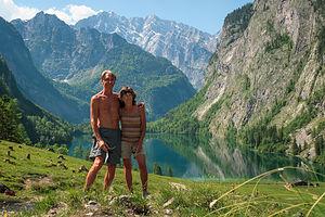 Salat to Obersee to Rothbachfalls Hike